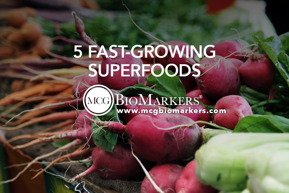 5 Fast-Growing Superfoods 1
